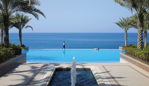 Shangri-La's Barr Al Jissah Resort & Spa - Al Husn: Outdoor Pool