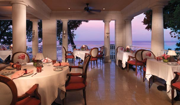 Sandy Lane: L'Acajou Restaurant