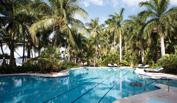 Curtain Bluff: Swimming Pool