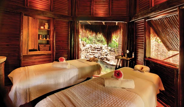 Sugar Beach, A Viceroy Resort: Rainforest Spa