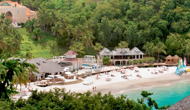 The BodyHoliday , St Lucia