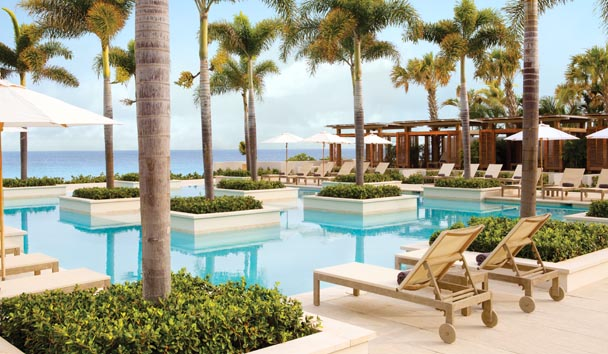 Four Seasons Resort and Residences Anguilla: Sunrise Pool