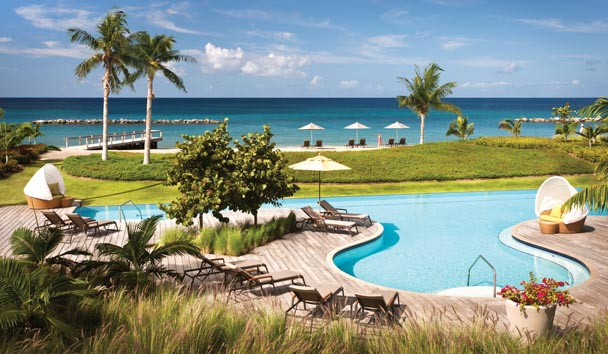 Four Seasons Resort Nevis: Outdoor Pool