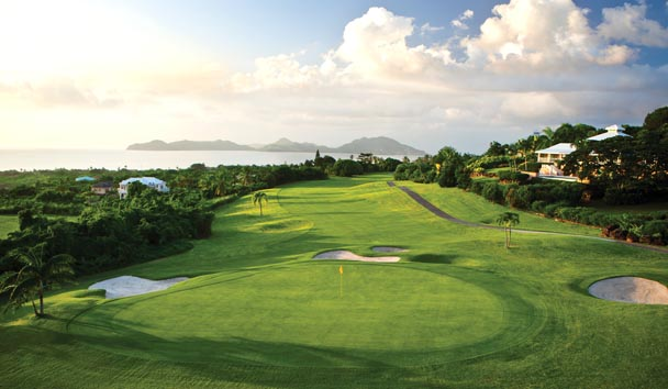Four Seasons Resort Nevis: Golf Course