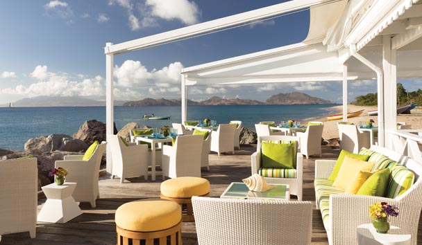 Four Seasons Resort Nevis: Mango Restaurant