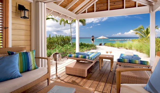 Four Seasons Resort Nevis: Suite with Beach Access