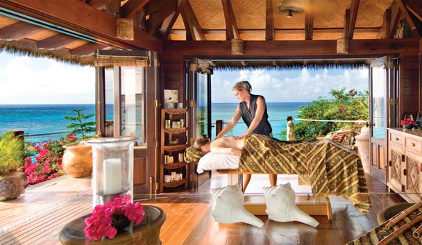 Necker Island: Spa Treatment