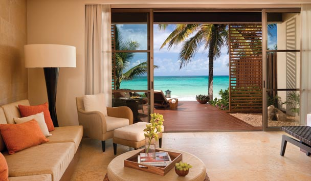 Rosewood Mayakoba: Beachfront Suite