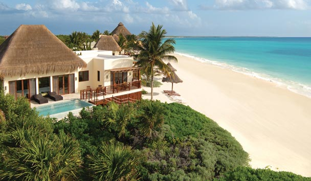 Fairmont Mayakoba, Riviera Maya: Beach Area Casita Suite