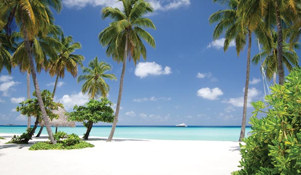 One&Only Reethi Rah, Maldives: Beach View