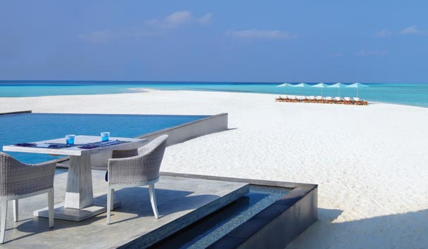Four Seasons Resort Maldives at Landaa Giraavaru, Maldives