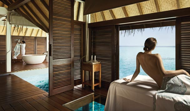 Four Seasons Resort Maldives at Landaa Giraavaru: Spa