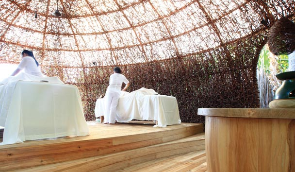 Six Senses Laamu: Six Senses Spa