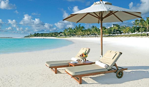 The Residence Mauritius: Beach