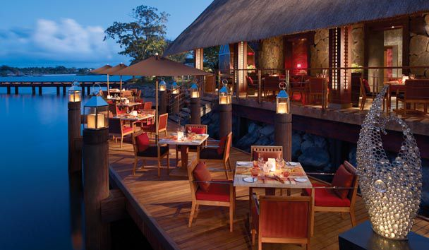 Four Seasons Resort Mauritius at Anahita: Acquapazza Restaurant