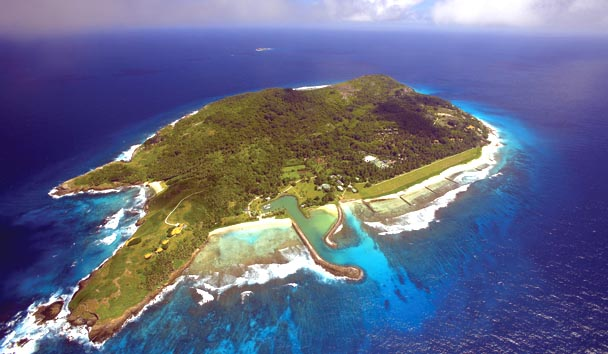 Fregate Island Private: Aerial View