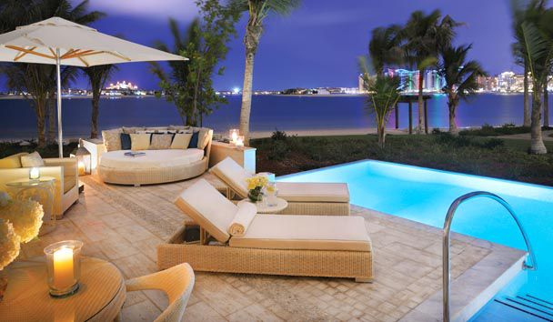 One&Only The Palm: Palm Beach Junior Suite With Pool