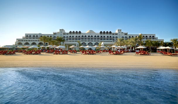 Jumeirah Zabeel Saray: Beach