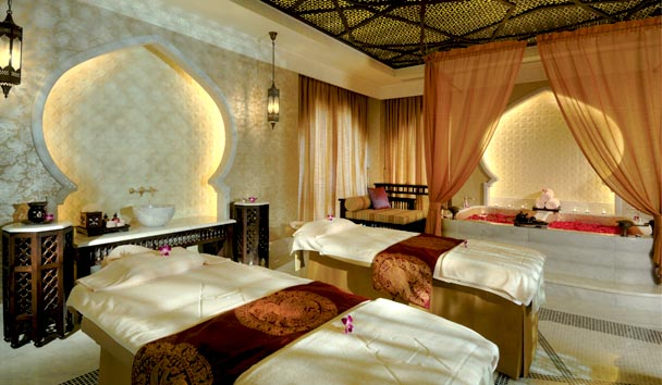 Emirates Palace: Couples Treatment Suite in the Luxury Spa