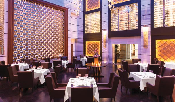 The St. Regis Saadiyat Island Resort: Dining