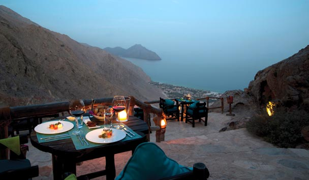 Fine Dining Events At Six Senses Zighy Bay