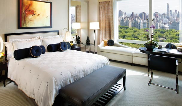 Mandarin Oriental, New York,