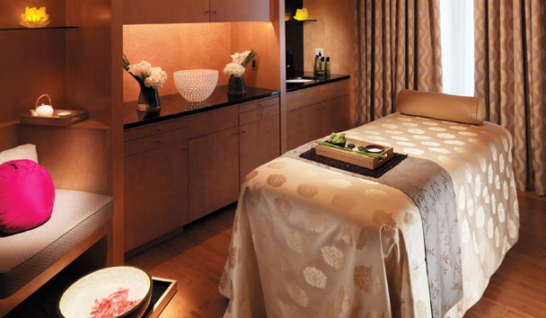 Mandarin Oriental, Boston: Treatment Room