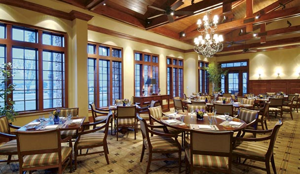 The Ritz-Carlton, Sarasota: Golf Club Grille