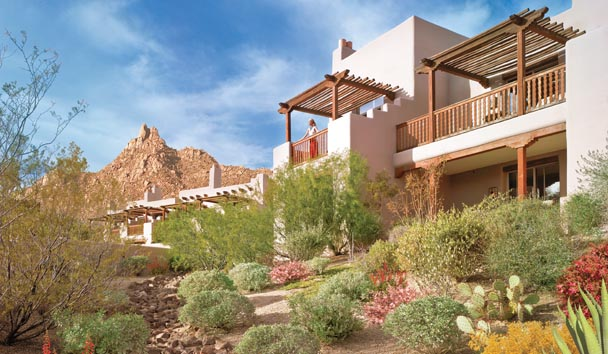 Four Seasons Resort Scottsdale at Troon North: Garden View