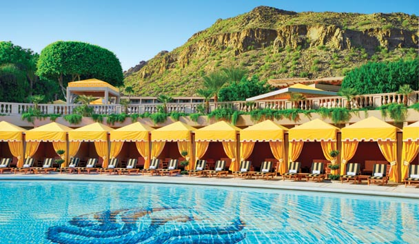The Phoenician: Canyon Suites Pool