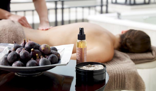 Cape Grace: Spa Treatment