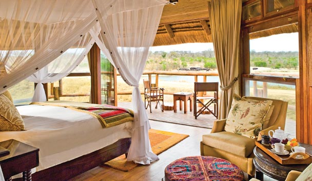 Ulusaba Private Game Reserve: Safari Lodge Tree House Suite