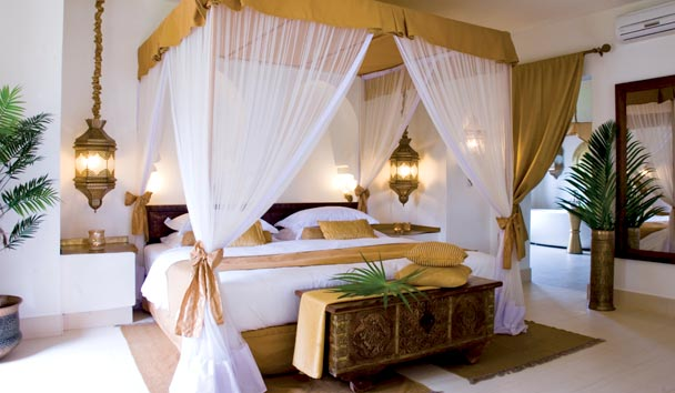 Baraza Resort and Spa: Villa Bedroom