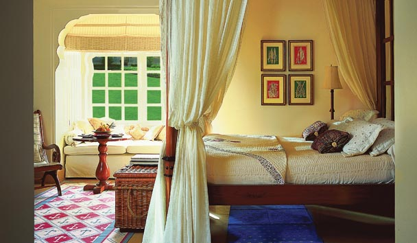 The Oberoi Rajvilas: Premier Room