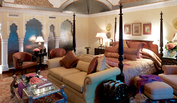 Rambagh Palace: Historical Suite