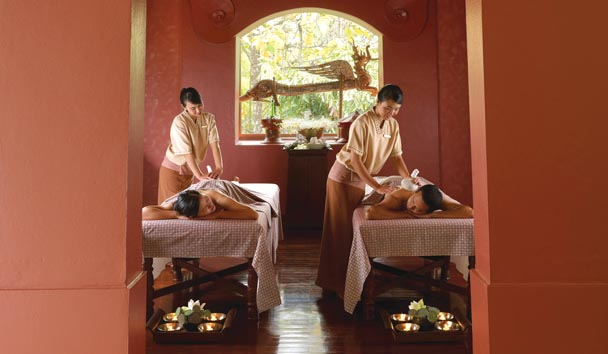 Four Seasons Resort Chiang Mai: Couples Retreat at the Spa