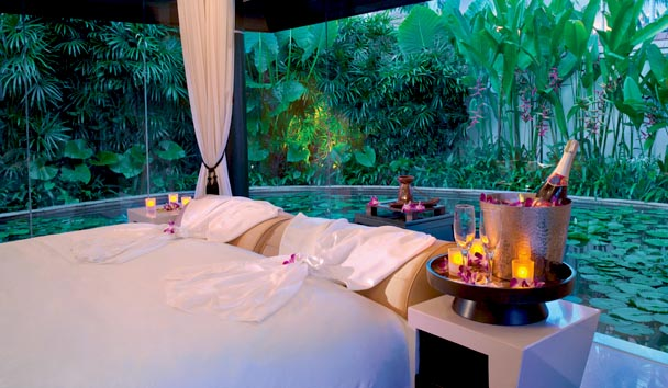 Banyan Tree Spa Sanctuary: Spa Villa