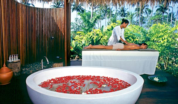The Sarojin: Spa Treatment