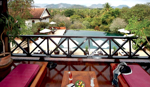 Belmond La Residence Phou Vao: Mountain and Pool View Junior Suite