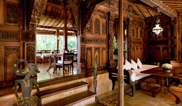COMO Shambhala Estate: Kudus House Restaurant