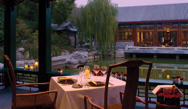 Aman Summer Palace: Alfresco Dining