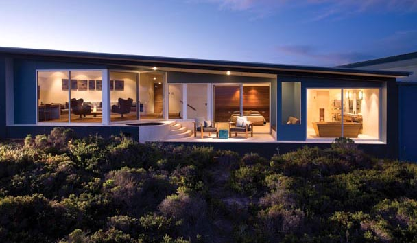 Southern Ocean Lodge: Remarkable Suite Exterior