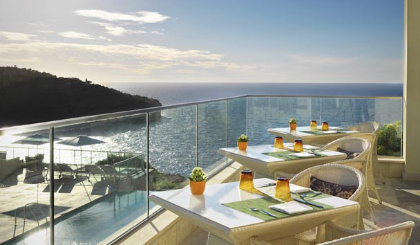 Jumeirah Port Soller Hotel & Spa: Es Fanals Restaurant