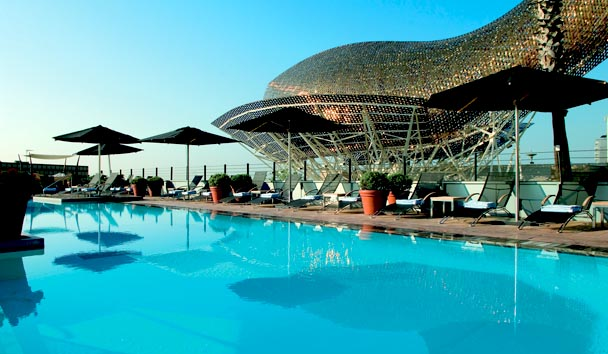 Luxury barcelona holidays luxury hotels elegant resorts for Swimming pool show barcelona