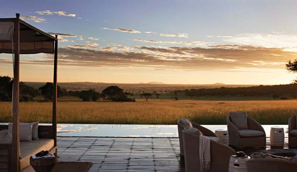 Singita Serengeti House: Views