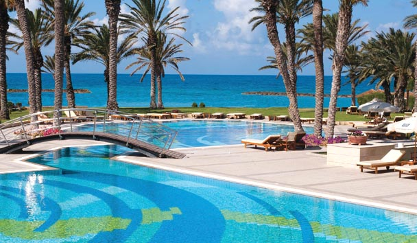 Constantinou Bros Asimina Suites Hotel: Outdoor Pool