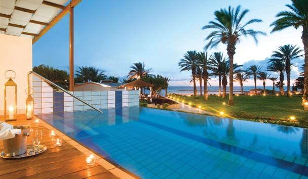 Constantinou Bros Asimina Suites Hotel: Executive One-Bedroom Suite with Private Pool