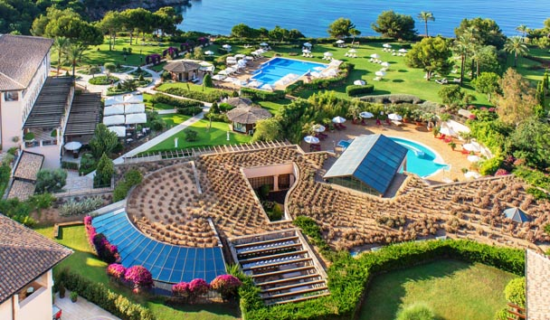 The St. Regis Mardavall Mallorca Resort: Resort View