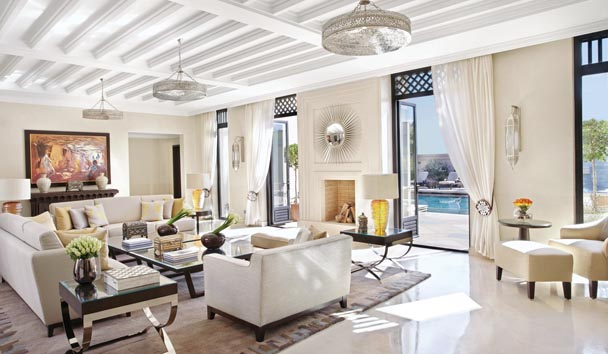 Four Seasons Resort Marrakech: Four Bedroom Royal Villa with Private Pool