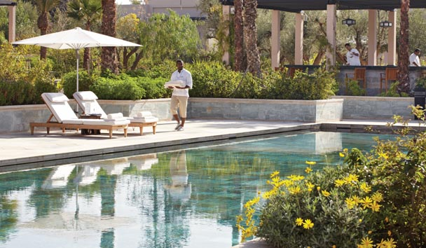 Four Seasons Resort Marrakech: Adult Pool